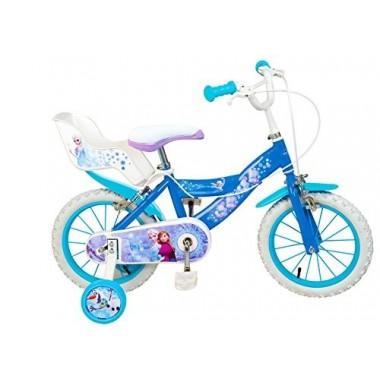 "Bicicleta FROZEN ""14"""
