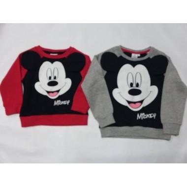 Camisola / Sweat Mickey com orelhas 3D