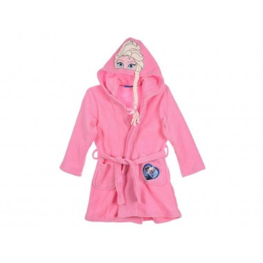 Robe Fleece com trança - Frozen