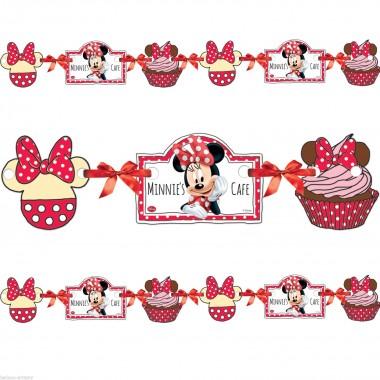 Faixa Aniversário Minnie