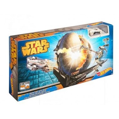 Hot Wheels - Star Wars Pista Estrela da Morte