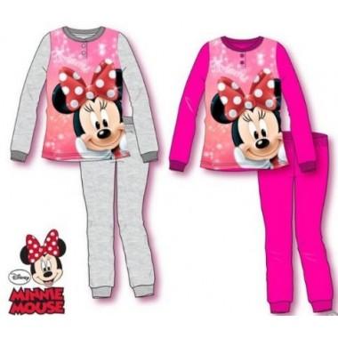 Pijama de algodão Minnie Mouse