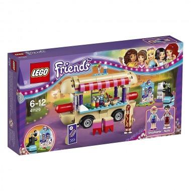 LEGO Friends - Carrinha de Cachorros - Quentes do Parque de Diversões