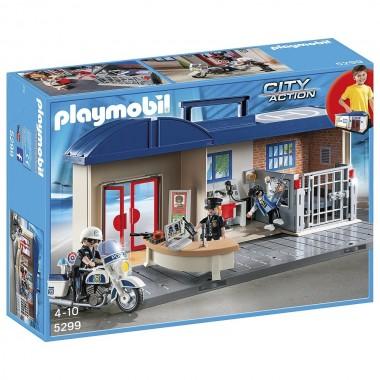 Playmobil - Maleta Esquadra da Polícia