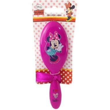 Escova de cabelo - Minnie