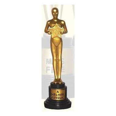 """Troféu / Óscar """" O Melhor Professor"""""""