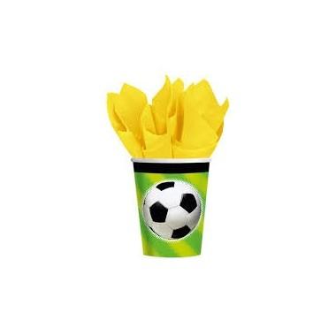 Copos Futebol - 266 ml