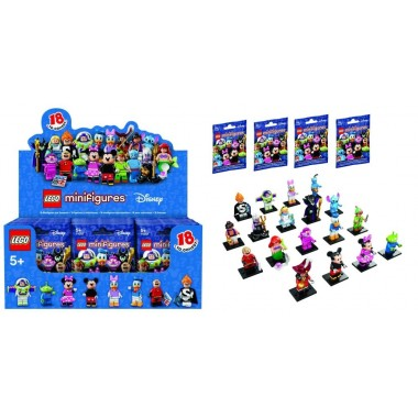 Minifiguras Disney Lego