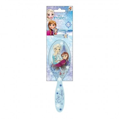 Escova de cabelo Frozen