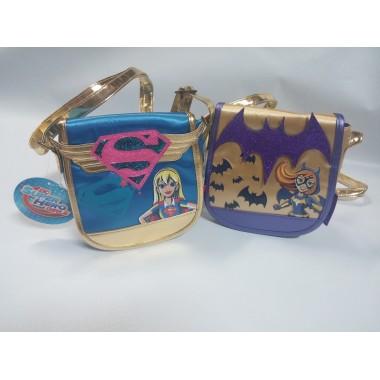 Mala / Bolsa de traçar  Super Hero Girls - Batman - Super Mulher