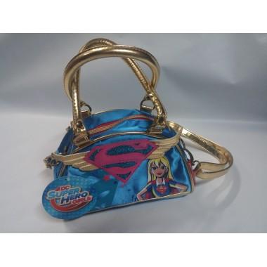 Bolsa / Mala  Super Hero Girls - Batman - Super Mulher