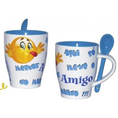 """Caneca """"Amigo"""""""