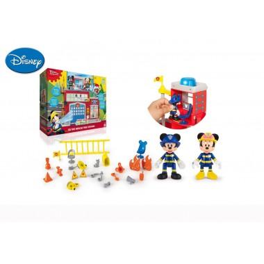 Quartel de Bombeiros do Mickey Mouse