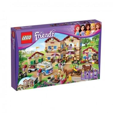 Lego Friends - Campo de Equitação de Verão