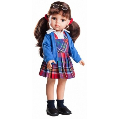 Boneca Carol - Aluna da Escola