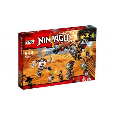 LEGO Ninjago - Salvage M.E.C.
