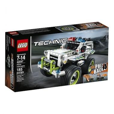 LEGO Tecnhic - Interceptor da Policia