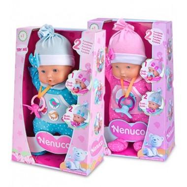Nenuco - Boneco Soft 2 Funções
