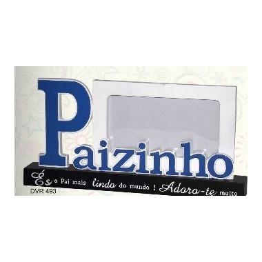 "Moldura / Porta-Fotos - ""Paizinho"""