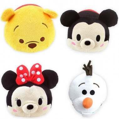 Peluches Tsum Tsum Disney soft - 30 cm