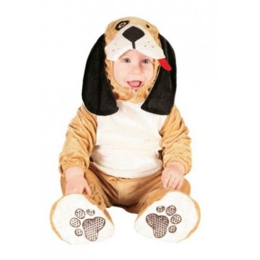 Fato de carnaval  / Fantasia para BEBE - Cão