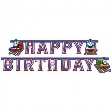 Faixa Aniversário Thomas