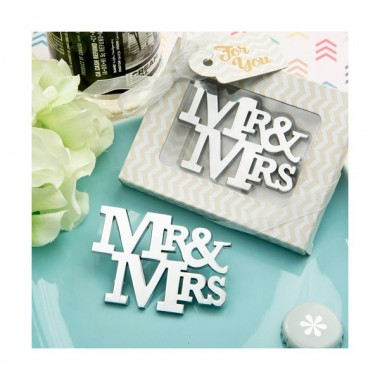 Abre Garrafas - Mr & Mrs