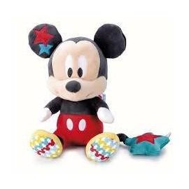 Peluche Musical 24 cm  Disney Bebé Mickey e Minnie