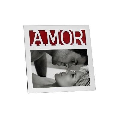 "Moldura / Porta-fotos  ""Amor"""
