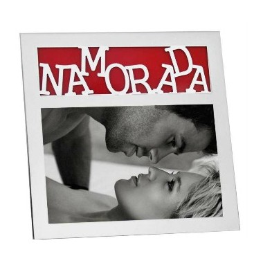 "Moldura / Porta-fotos  ""Namorada"""