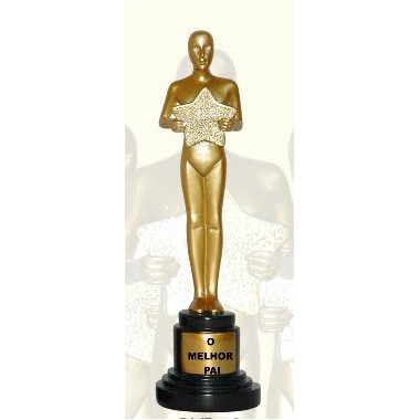 """Troféu / Óscar """" O Melhor Namorado"""""""