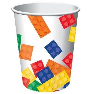 Copos Lego - 266 ml