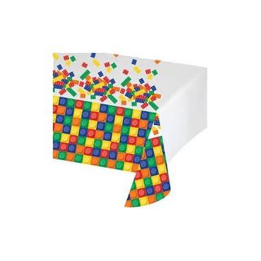 Toalha Mesa Lego