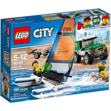 LEGO City - Barco de Pesca