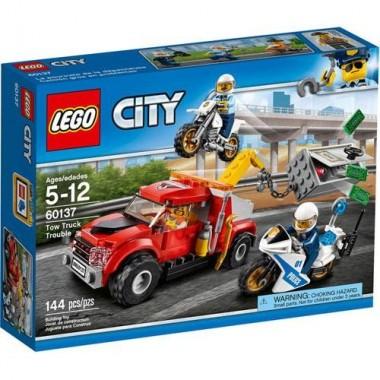 LEGO City - Equipa de Corrida de Todo-o-Terreno