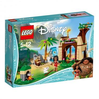 Lego Princess - A Aventura de Vaiana na Ilha