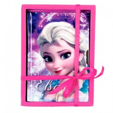 Diário Frozen
