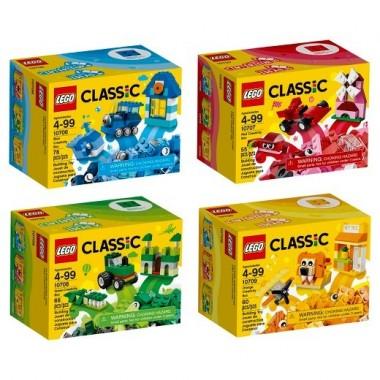 LEGO Classic - Caixa de Criatividade