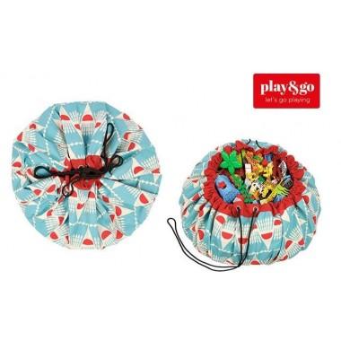 Play&Go - Saco / Tapete - Badminton - 140 cm