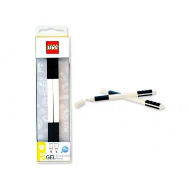 Pack 2 canetas de gel - Lego