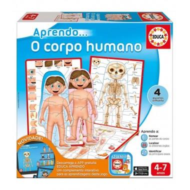 Aprende o Corpo Humano - Educa