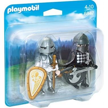 Playmobil - Duo Pack Cavaleiros