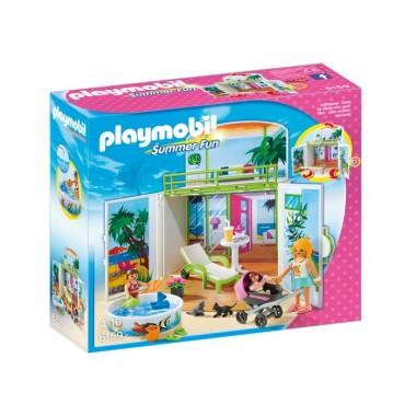 Playmobil - Cofre Bungalow de Praia