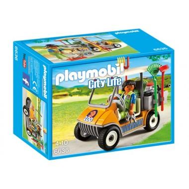 Playmobil - Carrinho do Zoo