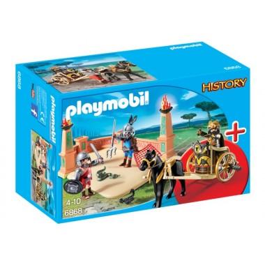 Playmobil - StarterSet Combate de Gladiadores