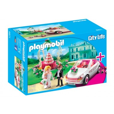 Playmobil - Starter Set Casamento