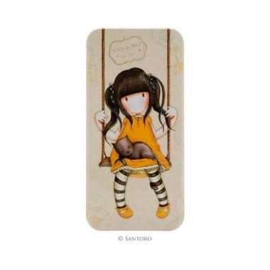 Estojo de metal Gorjuss - Ruby Yellow