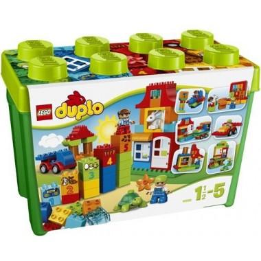 LEGO Duplo - Caixa de Diversão Luxuosa