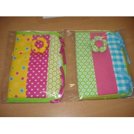 Porta-Documentos Patchwork