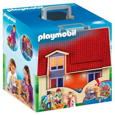 Playmobil - Casa de Bonecas Maleta
